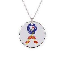 Remember Our Veterans Necklace