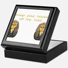 Hands off Tuts Keepsake Box