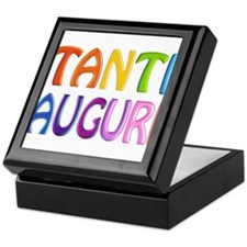 Tanti Auguri (Happy Birthday in Italian ) Keepsake
