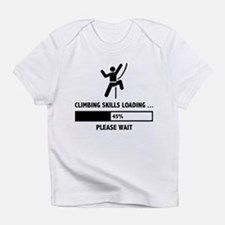 Unique Sport climbing Infant T-Shirt