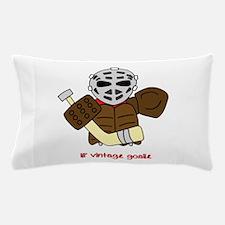 Lil Vintage Hockey Goalie Pillow Case