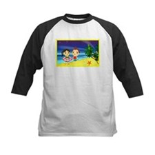 Romantic Cartoon 7 Baseball Jersey