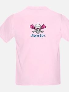 Swim life mark T-Shirt