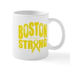 Boston strong yellow ribbon Mug