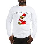 SANTA'S HELPER Long Sleeve T-Shirt