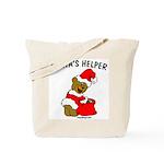 SANTA'S HELPER Tote Bag