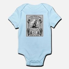 New Albion Brewing Company Swag Body Suit