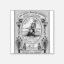 New Albion Brewing Company Swag Sticker