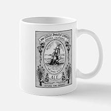 New Albion Brewing Company Swag Mug