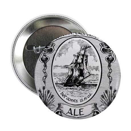 "New Albion Brewing Company Swag 2.25"" Button"