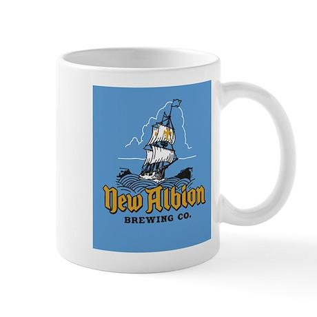 New Albion Brewing Company Mug