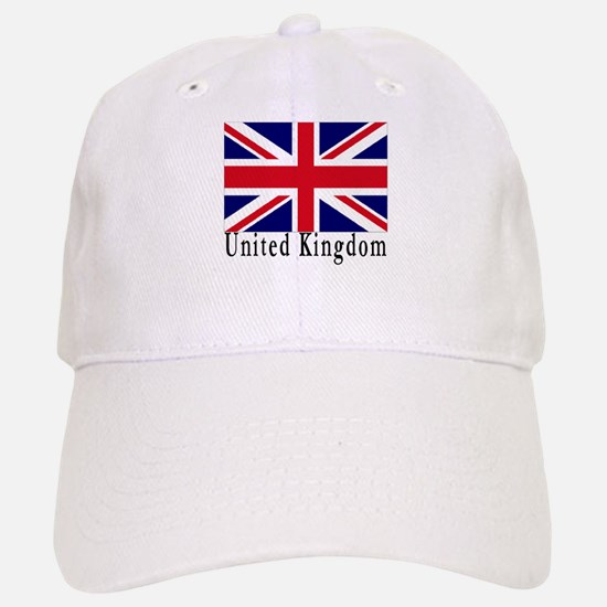 United Kingdom Baseball Baseball Cap