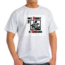 Vengeance Ash Grey T-Shirt