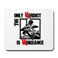Vengeance Mousepad