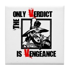 Vengeance Tile Coaster