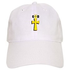 Christian Cross Baseball Cap