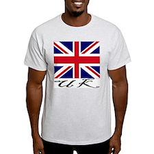 UK Ash Grey T-Shirt