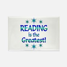 Reading is the Greatest Rectangle Magnet