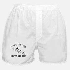 Trombone Vector designs Boxer Shorts