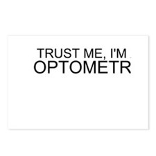 Trust Me, Im An Optometrist Postcards (Package of