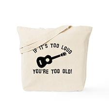 Ukelele Vector designs Tote Bag