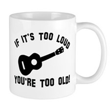 Ukelele Vector designs Mug