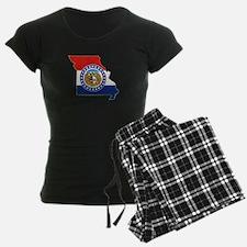 Missouri Flag Pajamas