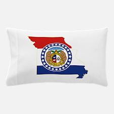 Missouri Flag Pillow Case