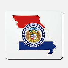 Missouri Flag Mousepad