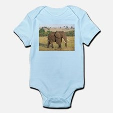 African Elephant Body Suit