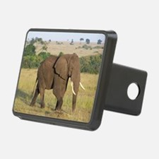 African Elephant Hitch Cover