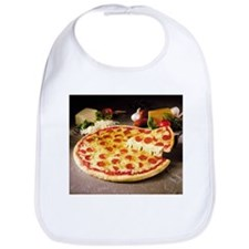 pizza pie Bib