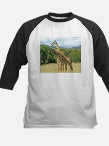 Mara Giraffes Baseball Jersey