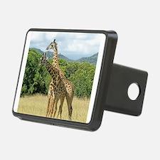 Mara Giraffes Hitch Cover
