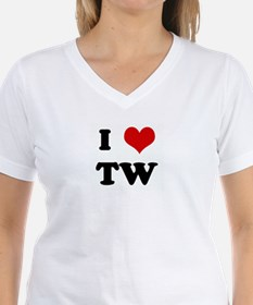 I Love TW T-Shirt