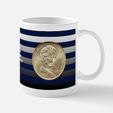 Illinois Centennial Coin Mug