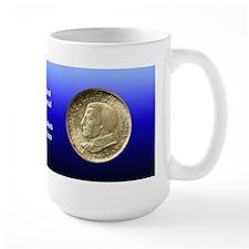 Cleveland Centennial Coin Mug