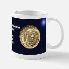 Booker T Washington Coin Mug