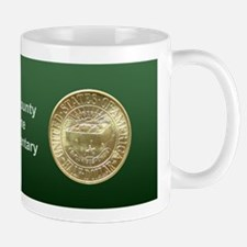 York County Maine Coin Mug