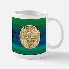 Norfolk VA Bicentennial Coin Mug