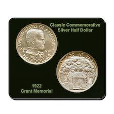 Grant Memorial Coin Mousepad