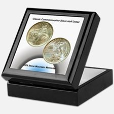 Stone Mountain Coin Keepsake Box