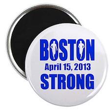 "Boston Strong 4 15 B 2.25"" Magnet (100 pack)"