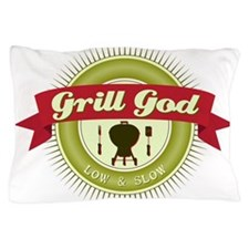 Grill God Pillow Case