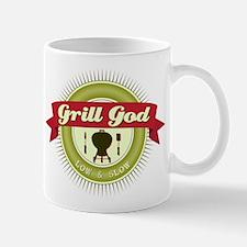Grill God Mug