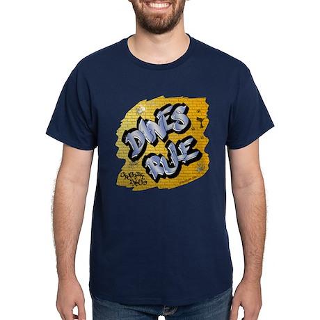 Danes Rule Dark T-Shirt