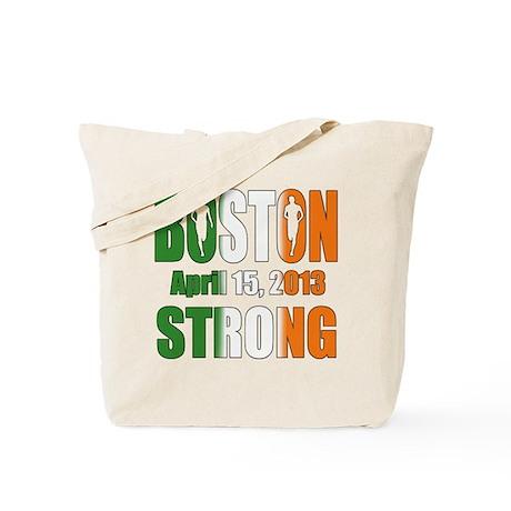 Boston Irish Strong 4 15 2013 Tote Bag