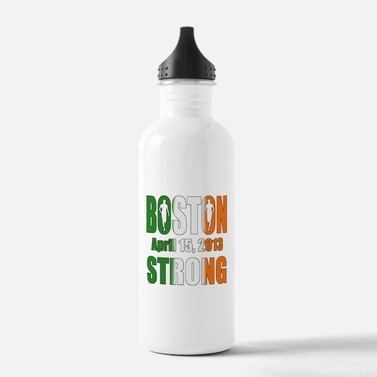 Boston Irish Strong 4 15 2013 Water Bottle
