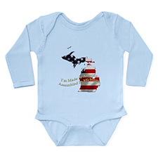 Made in America - Michigan Body Suit