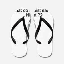 NUN NUMMIES Flip Flops